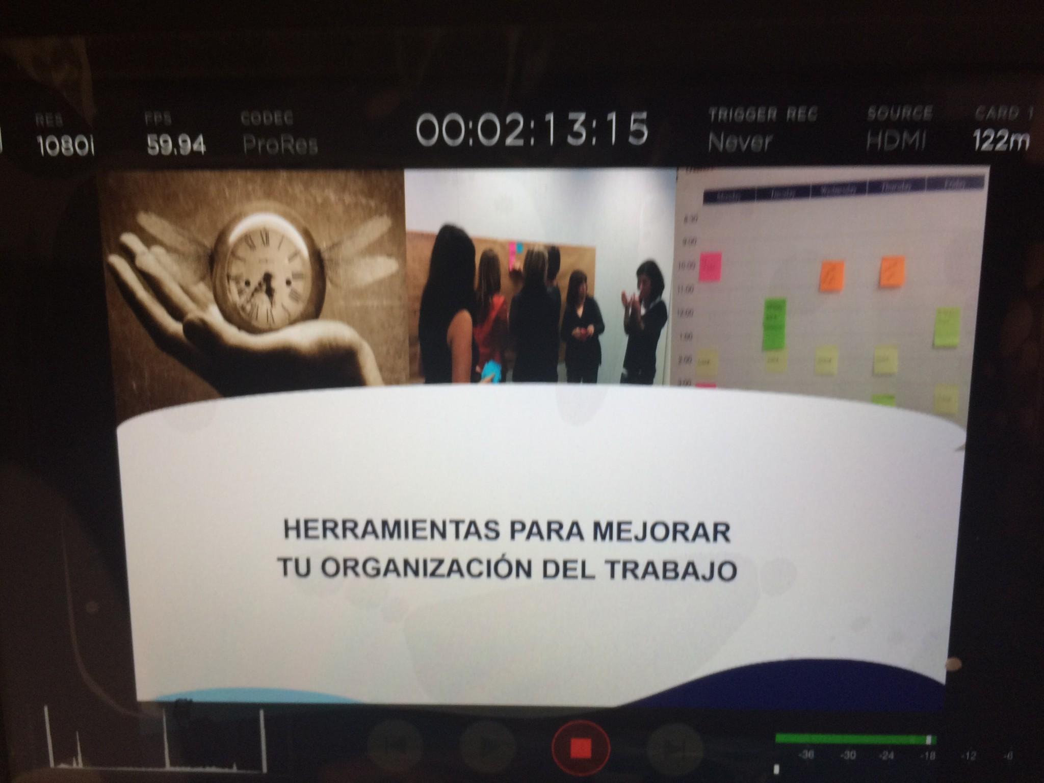 grabación de vídeos de formación 3