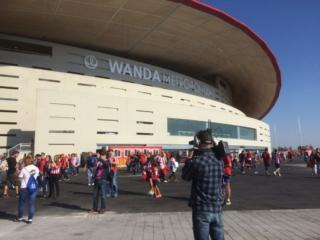 Retransmisión de concierto del Wanda Metropolitano 4