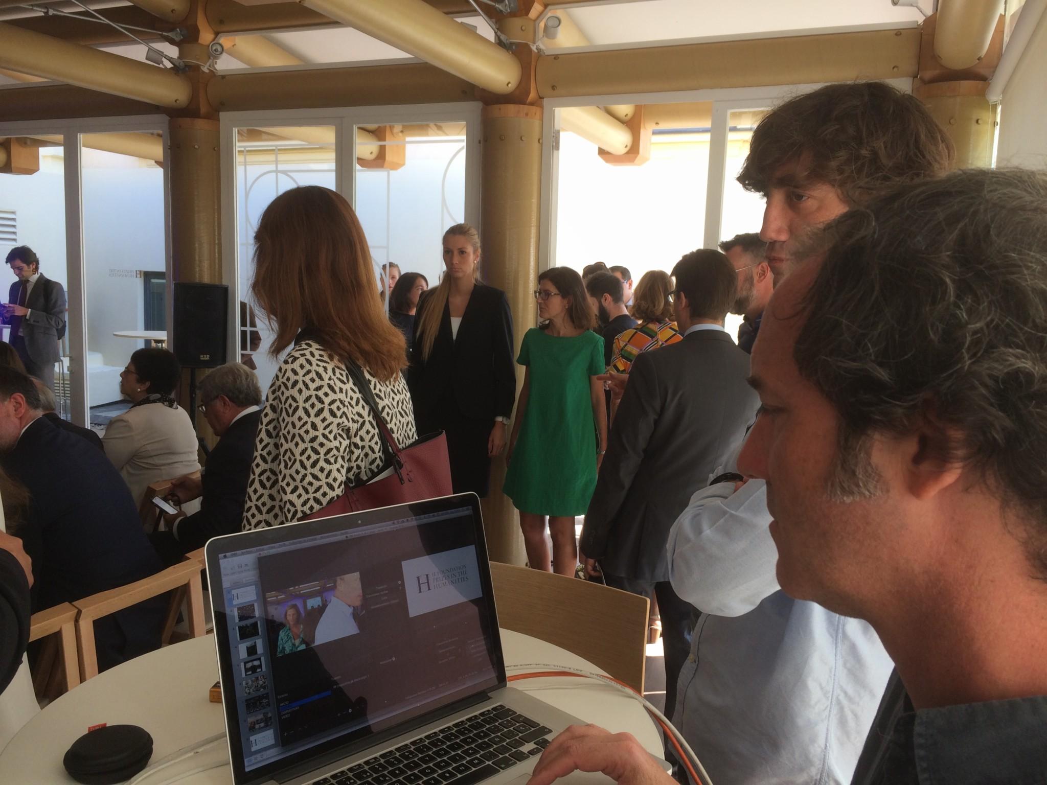 Live Streaming Premio Humanidades IE 3