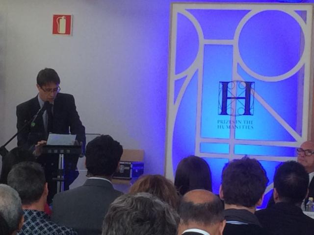 Live Streaming Premio Humanidades IE 7