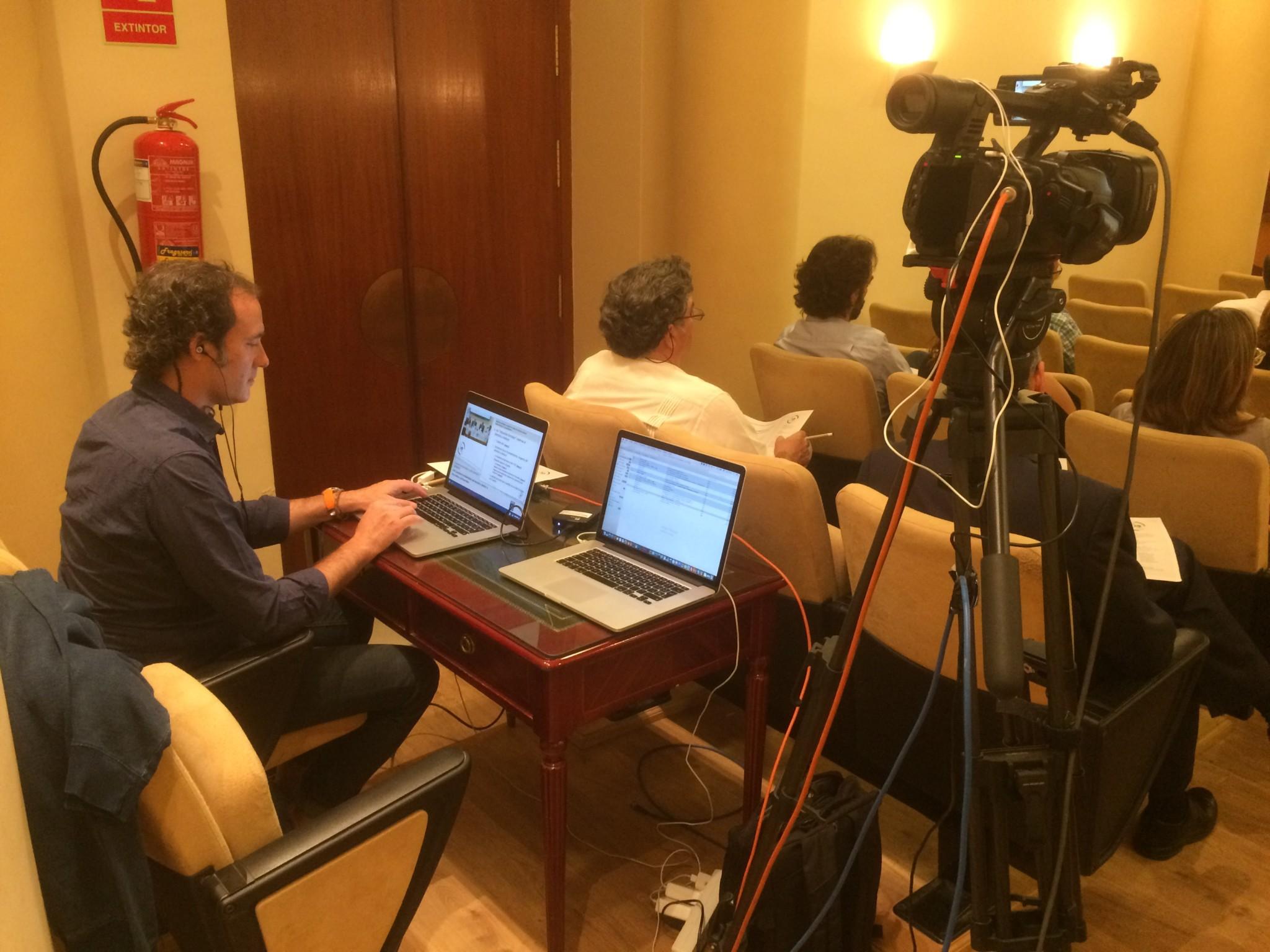 streaming en directo con plataforma webinar 7